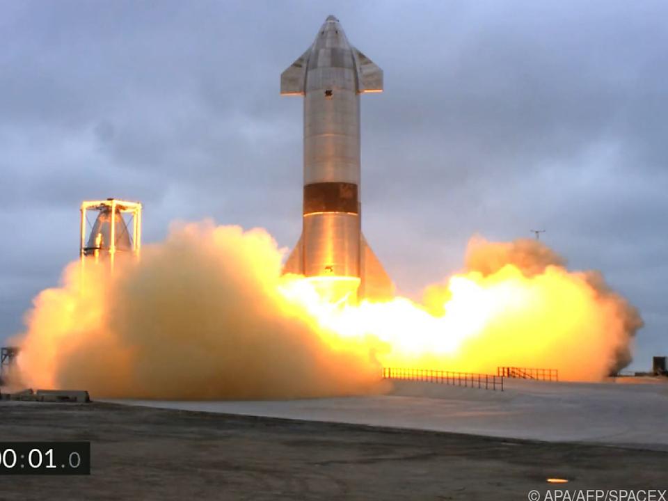 Erstmals explodierte SpaceX-Rakete nicht bei Landung