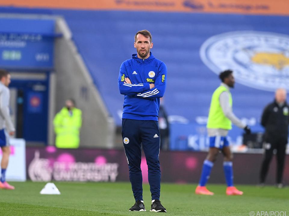 Fuchs nimmt im Sommer Abschied von Leicester City