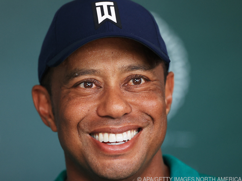 Golfstar Tiger Woods muss wieder laufen lernen