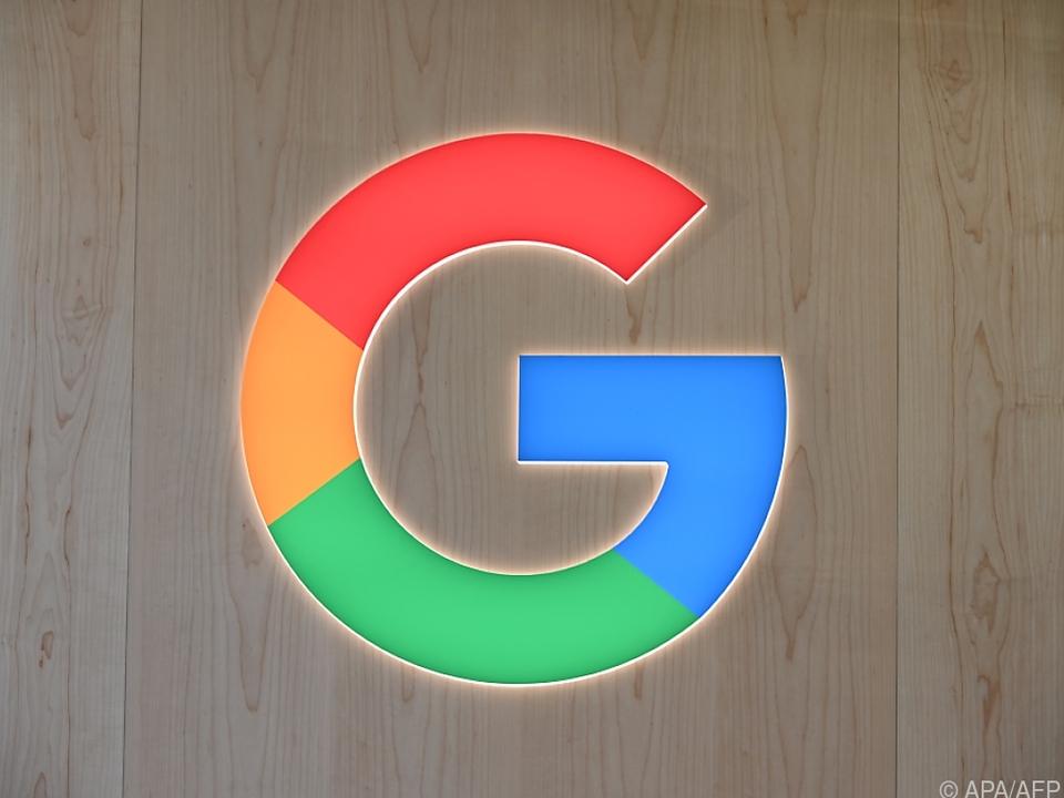 Google: Einer der US-Technologiegiganten