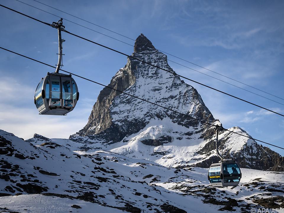 Grenzüberschreitende Skirennen am Matterhorn geplant