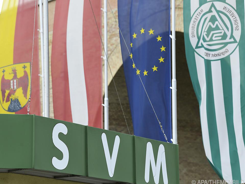 Gutachten behandelt Geldflüsse zwischen Dachdecker und SV Mattersburg