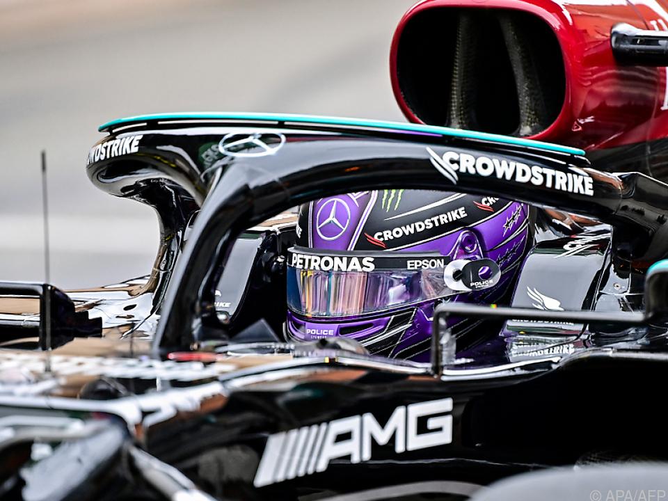 Hamilton war nach Startplatz 7 in Monaco sauer auf Mercedes-Team