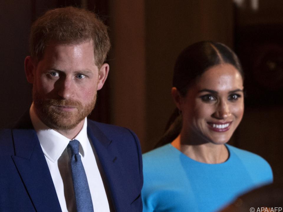Harry und Meghan machen sich nicht nur Freunde im Königreich