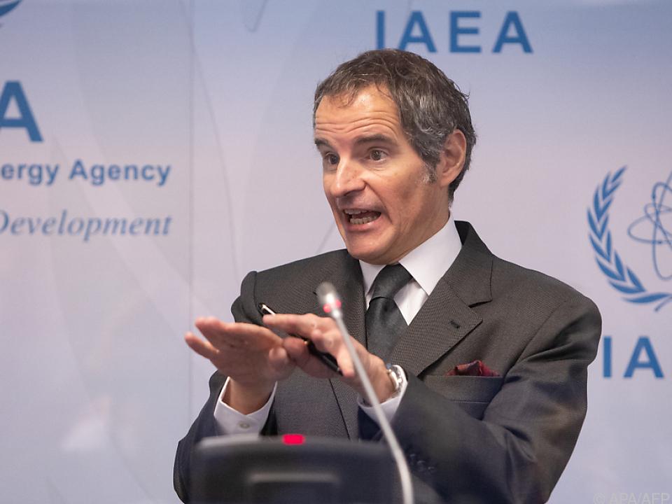 IAEA zu Uran-Produktion des Iran