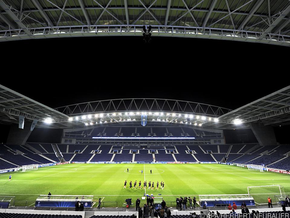 Im Estadio do Dragao soll das Champions-League-Finale gespielt werden