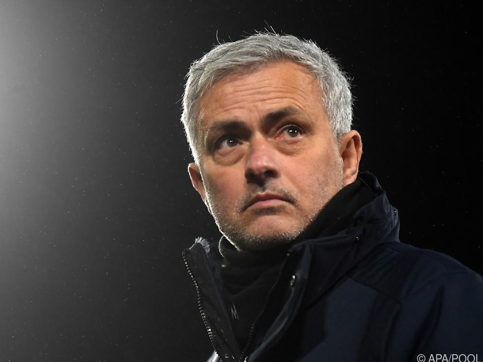 Jose Mourinho hat schnell einen neuen Job gefunden