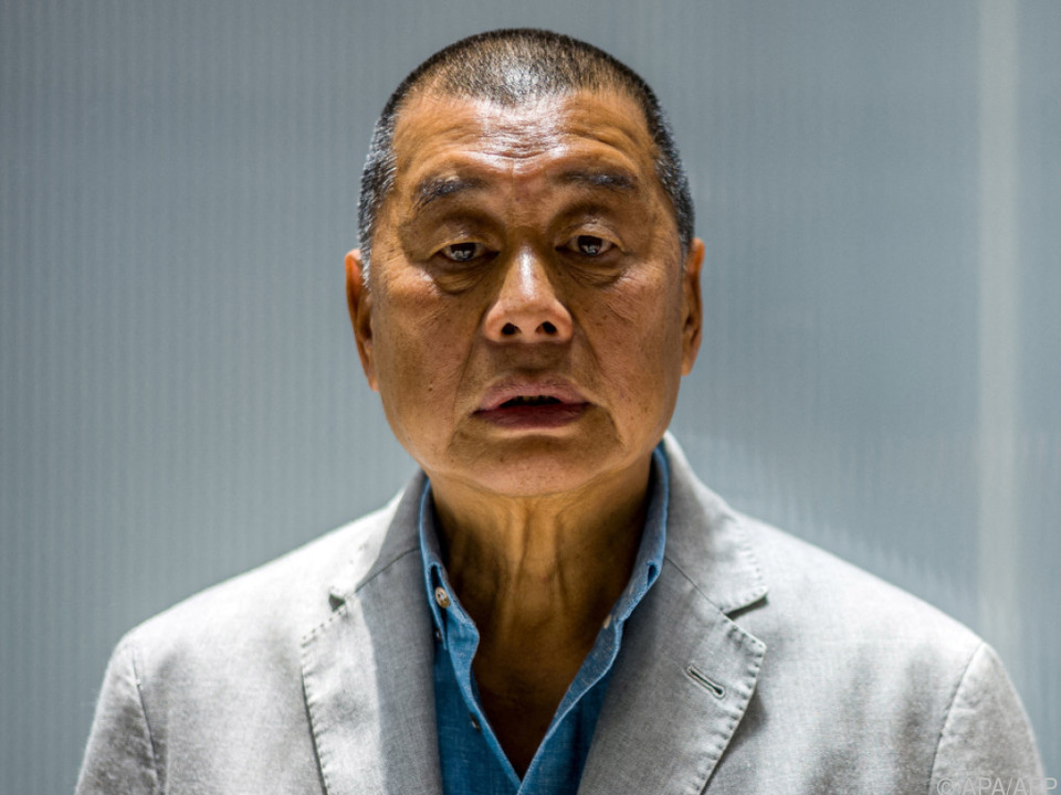 Lai engagiert sich gegen die Demokratie-Einschnitte Pekings