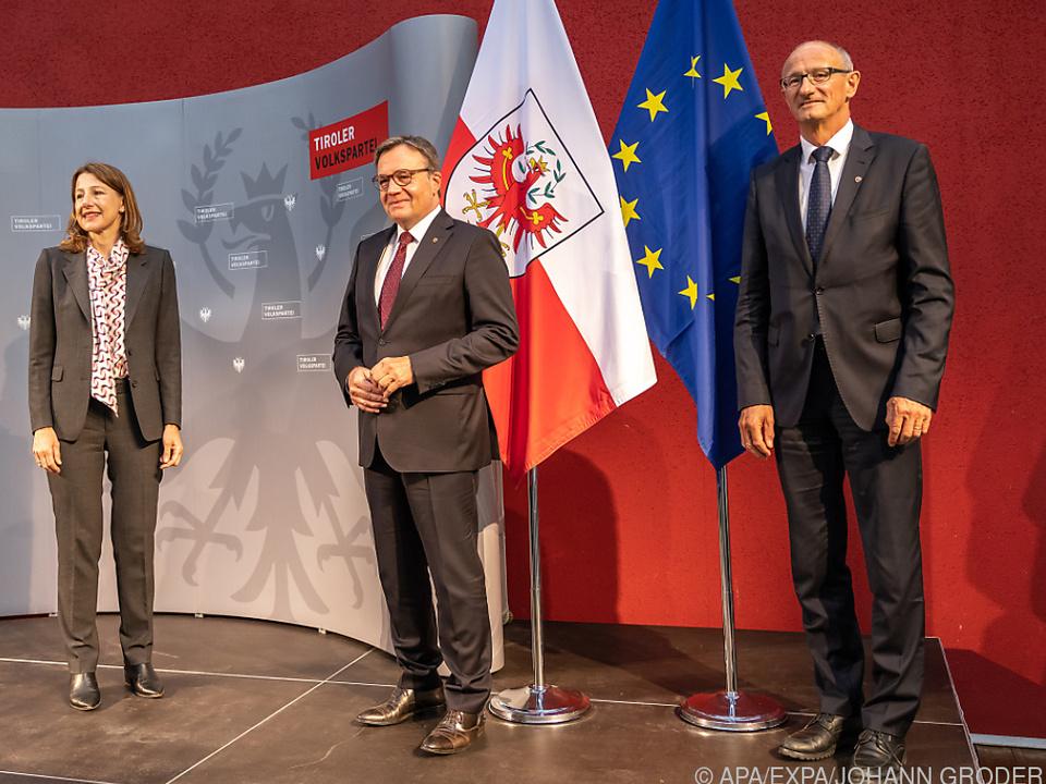 Leja und Mattle wurden im Landtag gewählt