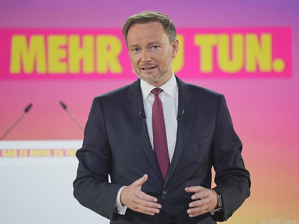Lindner wurde zugleich zum FDP-Spitzenkandidaten gewählt