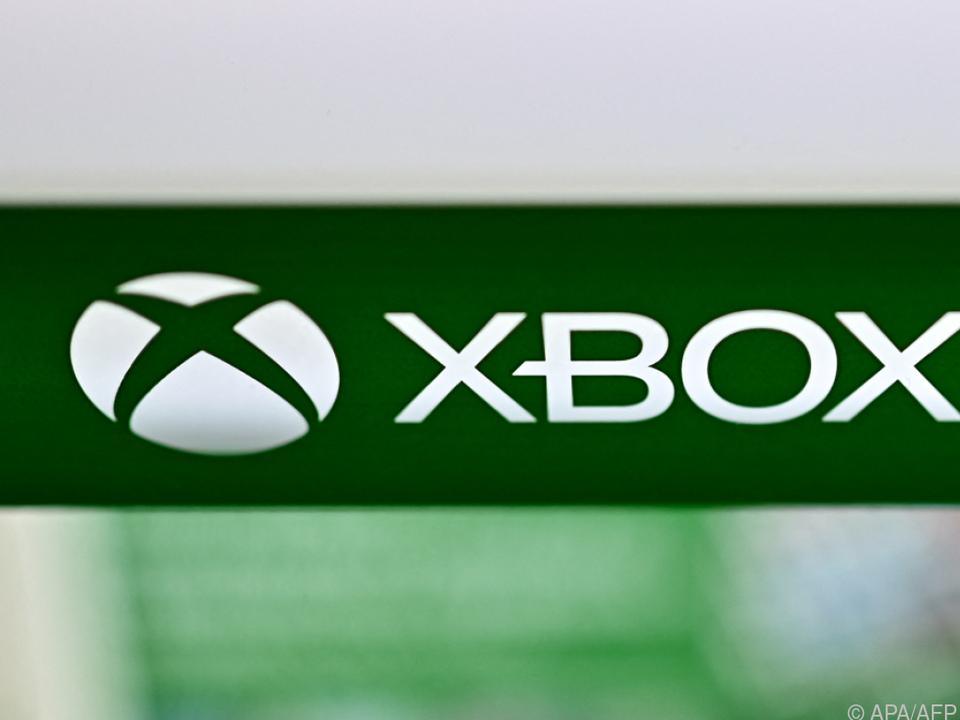 Logo der Microsoft-Spielkonsole