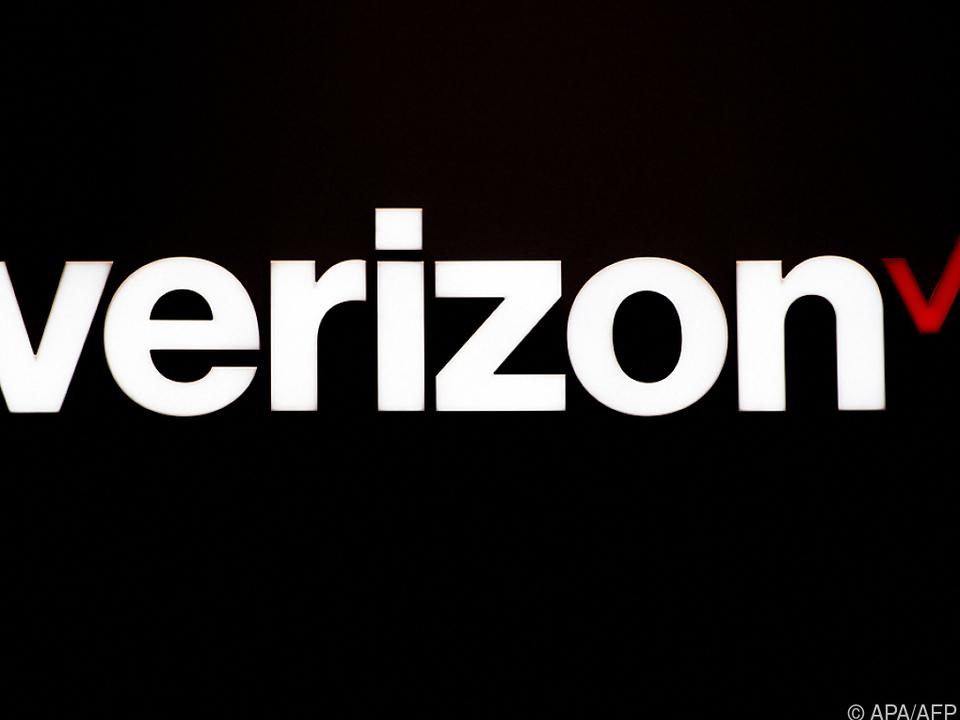 Logo von Verizon