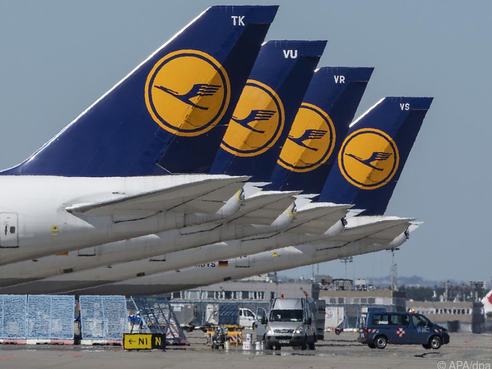 Lufthansa rechnet mit vielen Sommerurlaubsflügen