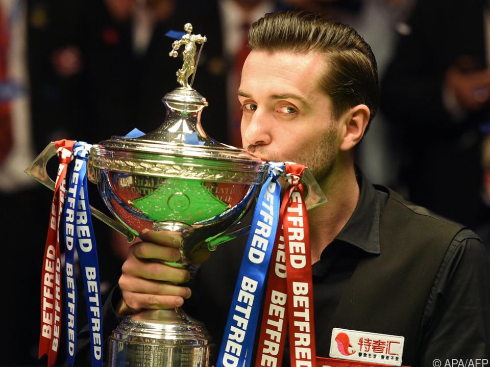 Mark Selby ist wieder Snooker-Weltmeister