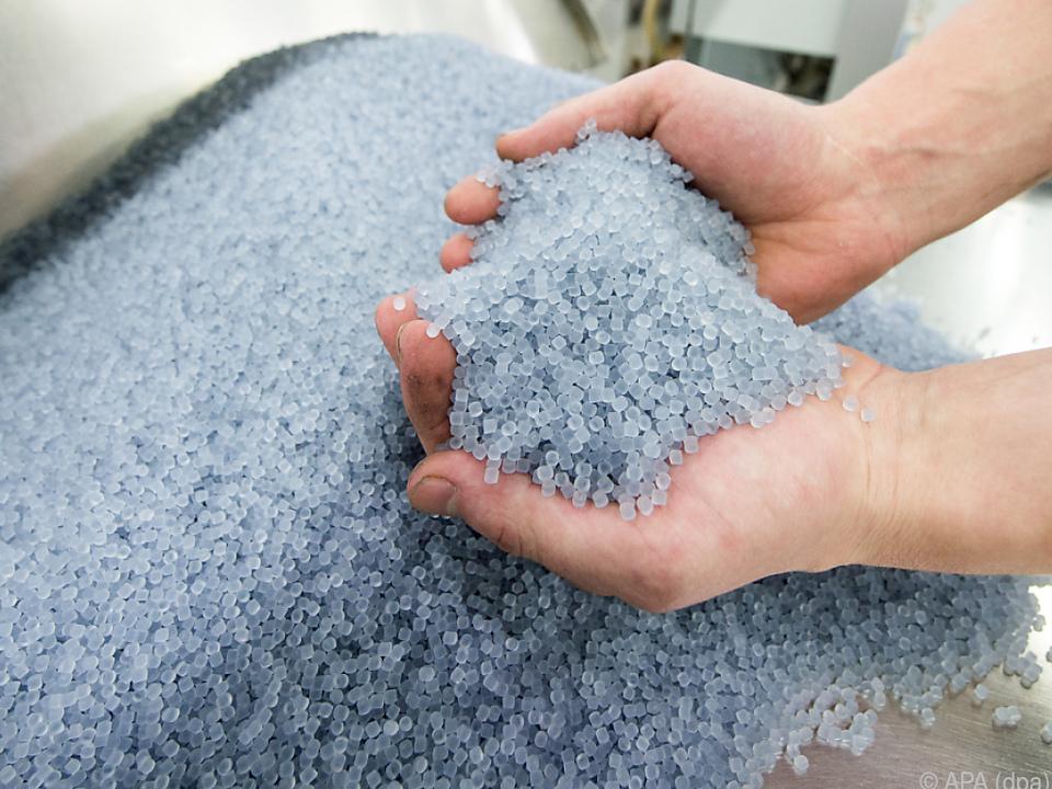 Materialknappheit ist ein großes Thema in der heimischen Industrie.