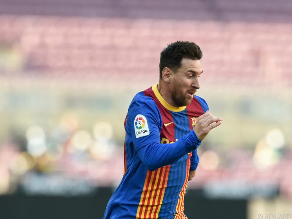 Messi mit Barcelona nur 0:0 gegen Atletico