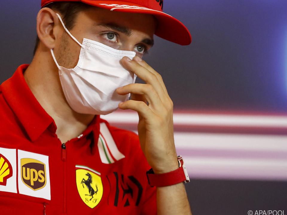 Monegasse Leclerc hofft auf mehr Glück beim Heimrennen