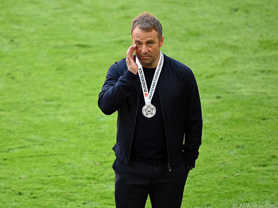 Nach der EM übernimmt Flick Teamchefposten beim DFB
