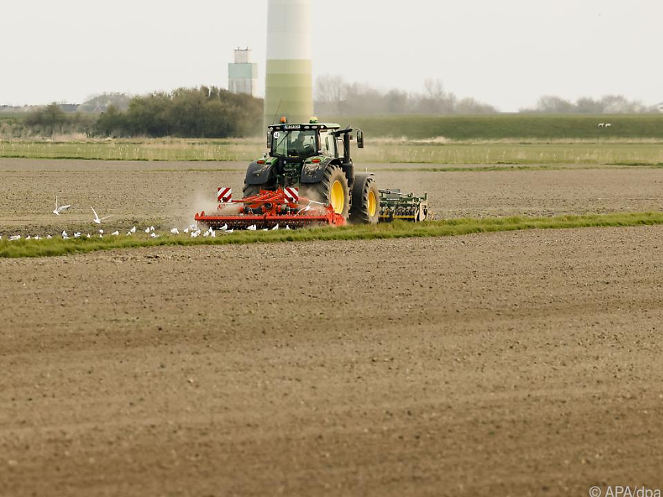 Nachhaltige Landwirtschaft soll gefördert werden