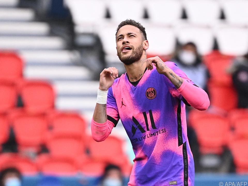 Neymar jubelt auch künftig für Paris Saint-Germain