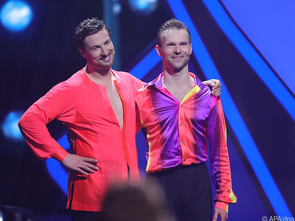 Nicolas Puschmann und Vadim Garbuzov schieden überraschend aus