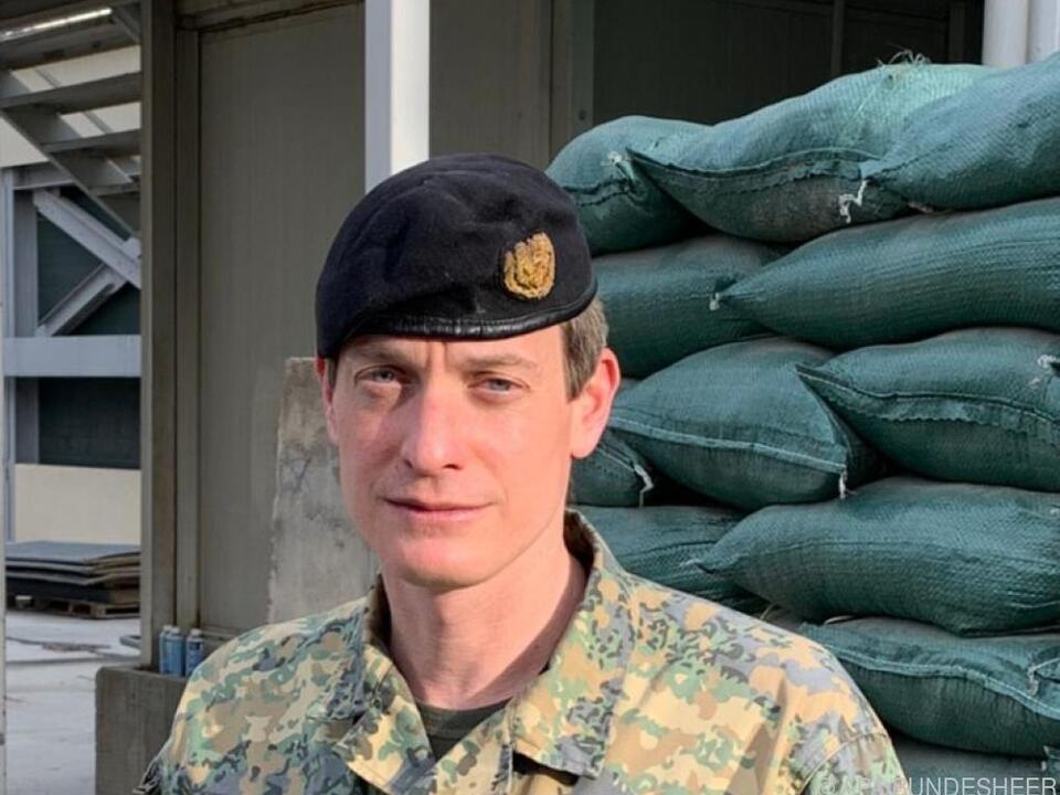 Oberstleutnant Grafl verriet \