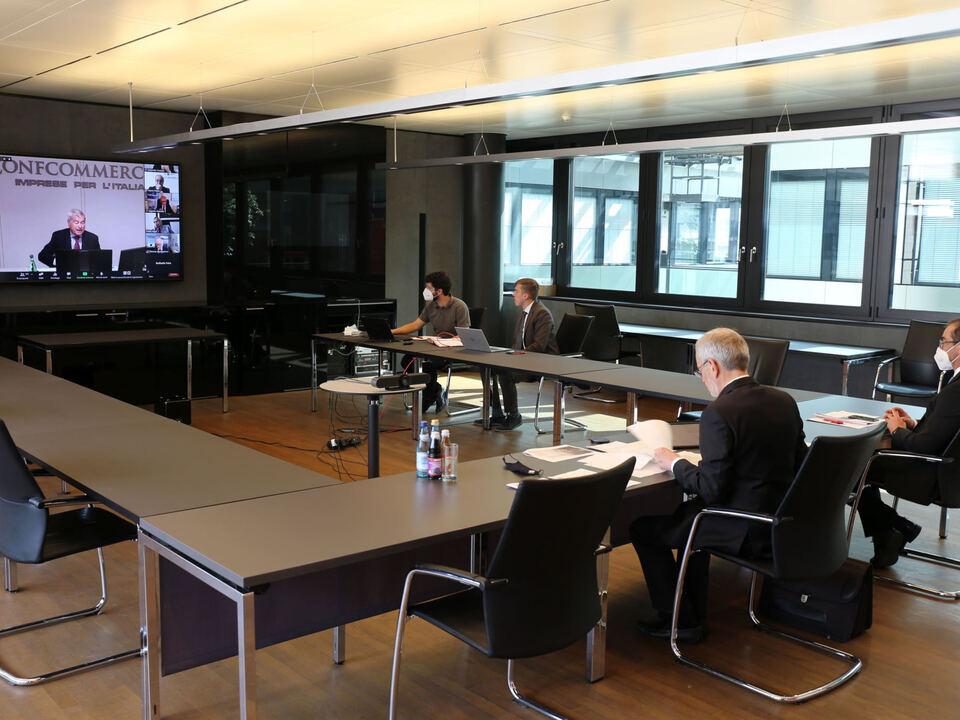 Onlineveranstaltung zum Brennerkorridor (c) hk