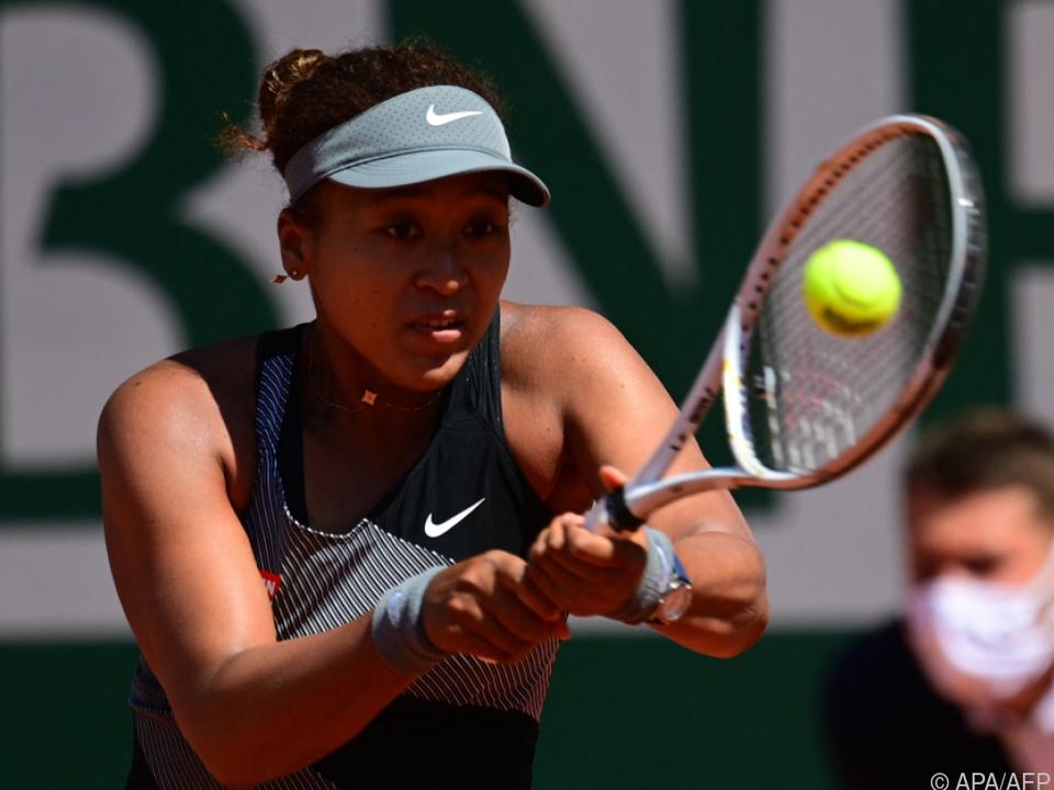 Osaka verlässt French Open aus eigenen Stücken