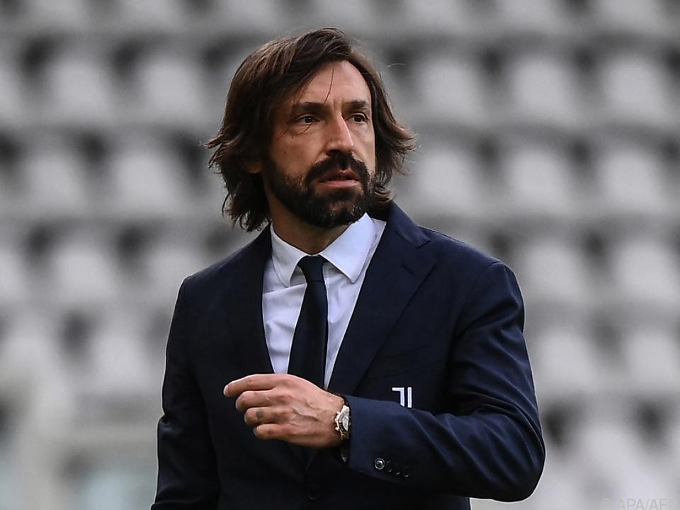 Pirlo wird von seinem Ex-Coach Allegri abgelöst