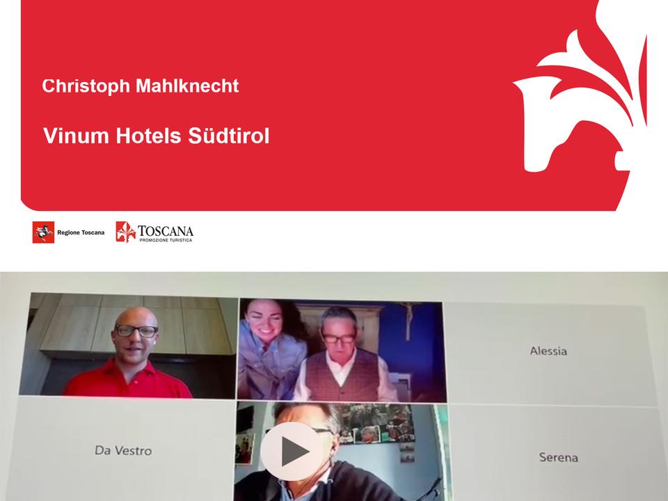 PM Vinum Hotels als Vorreiter im Önotourismus
