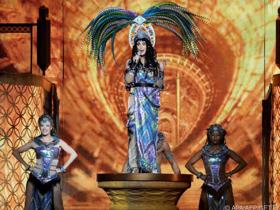 Pop-Ikone Cher feiert Geburtstag