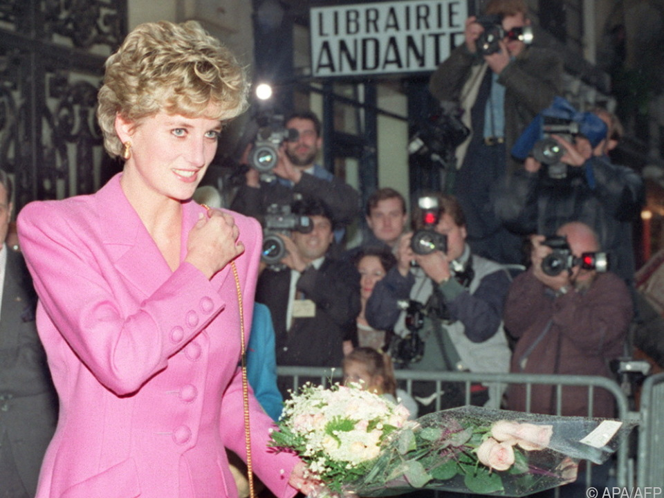 Prinzessin Dianas Interview erschütterte 1995 Großbritannien