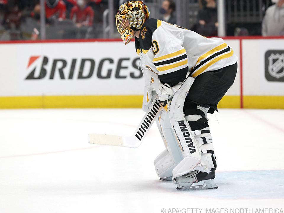 Rask wurde für die Boston Bruins zum Matchwinner