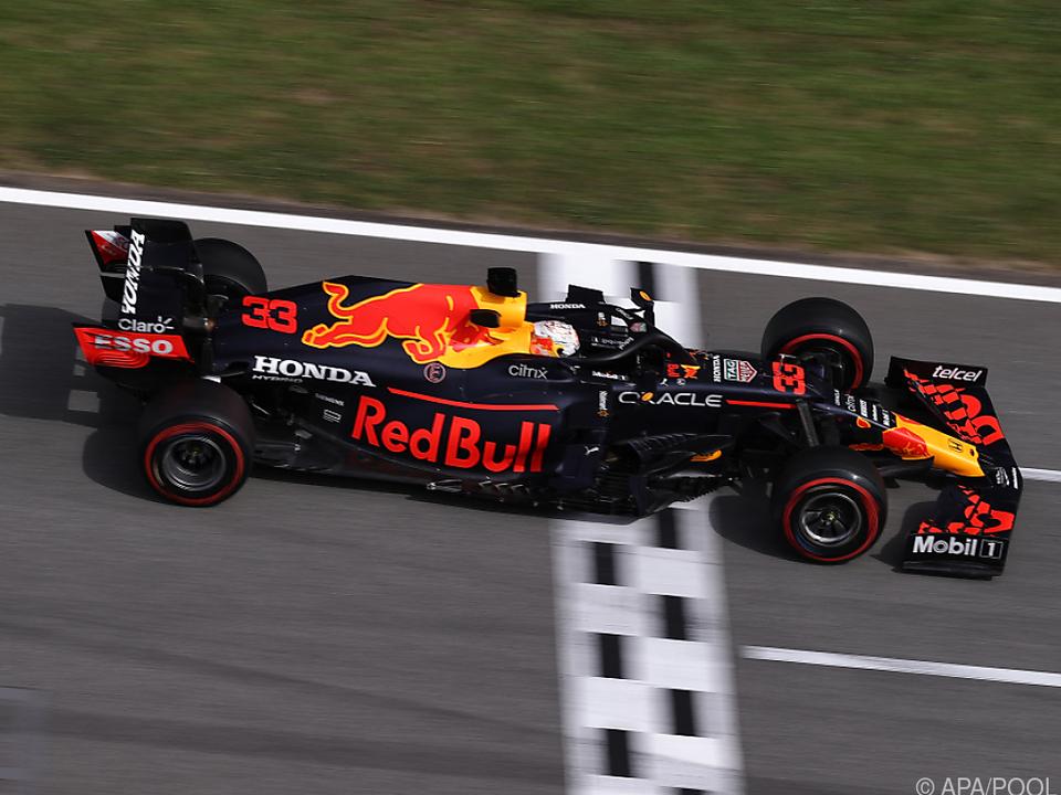 Red Bull soll sehr biegsame Heckflügel am Auto haben