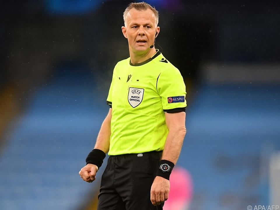 Referee Kuipers soll PSG-Profis übelst beschimpft haben
