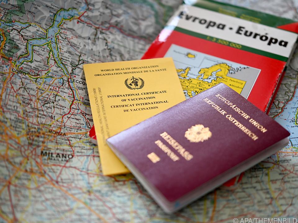 Reisen bald auch ohne Corona-Papierwirtschaft