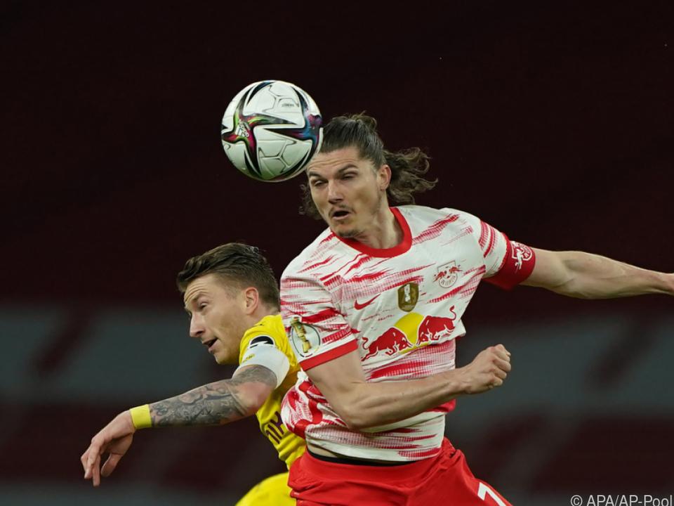 Sabitzer verlor mit Leipzig DFB-Pokal-Finale
