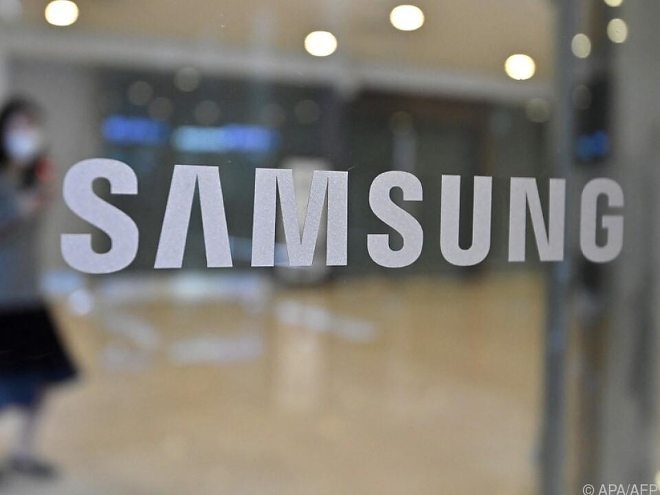 Samsung erwartet weiter hohe Nachfrage nach Chips
