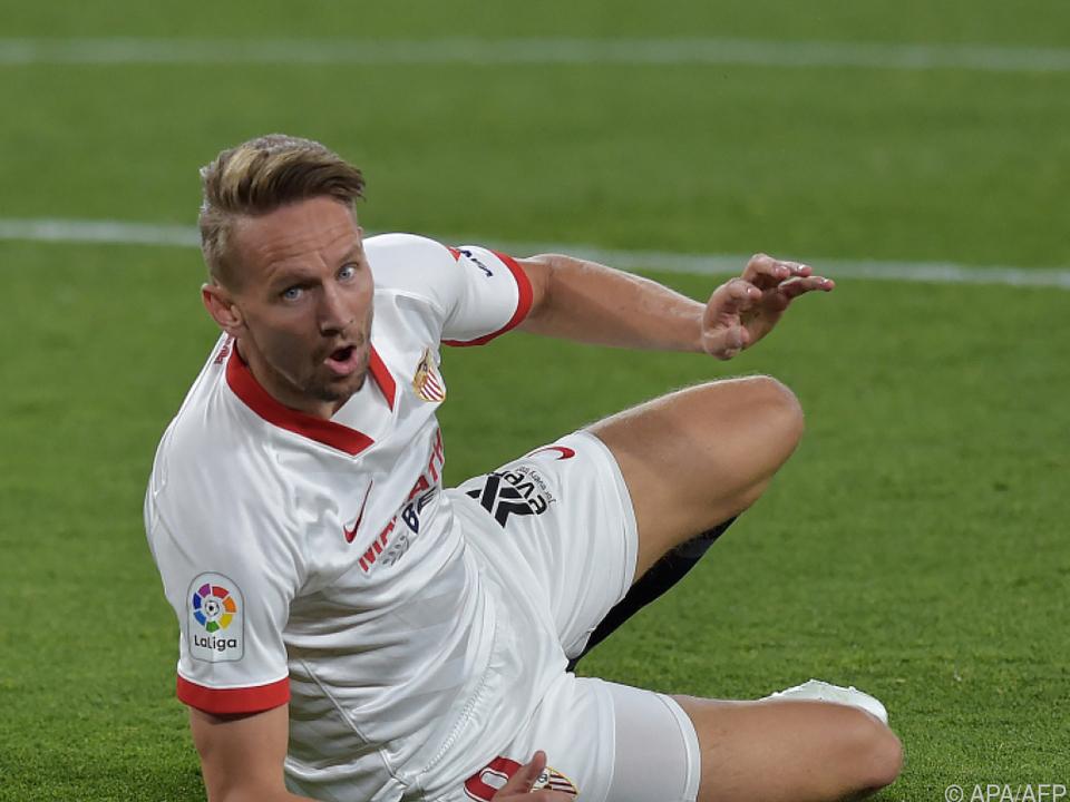 Sevilla am Boden - Rückschlag im Titelkampf