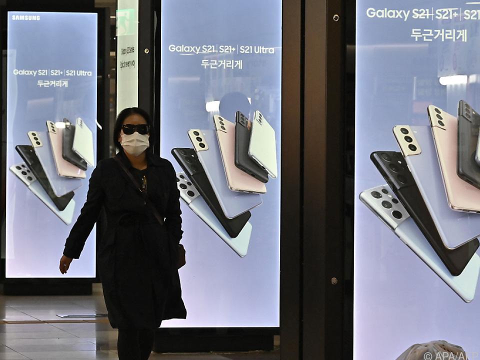 Smartphones sind nicht besonders umweltfreundlich