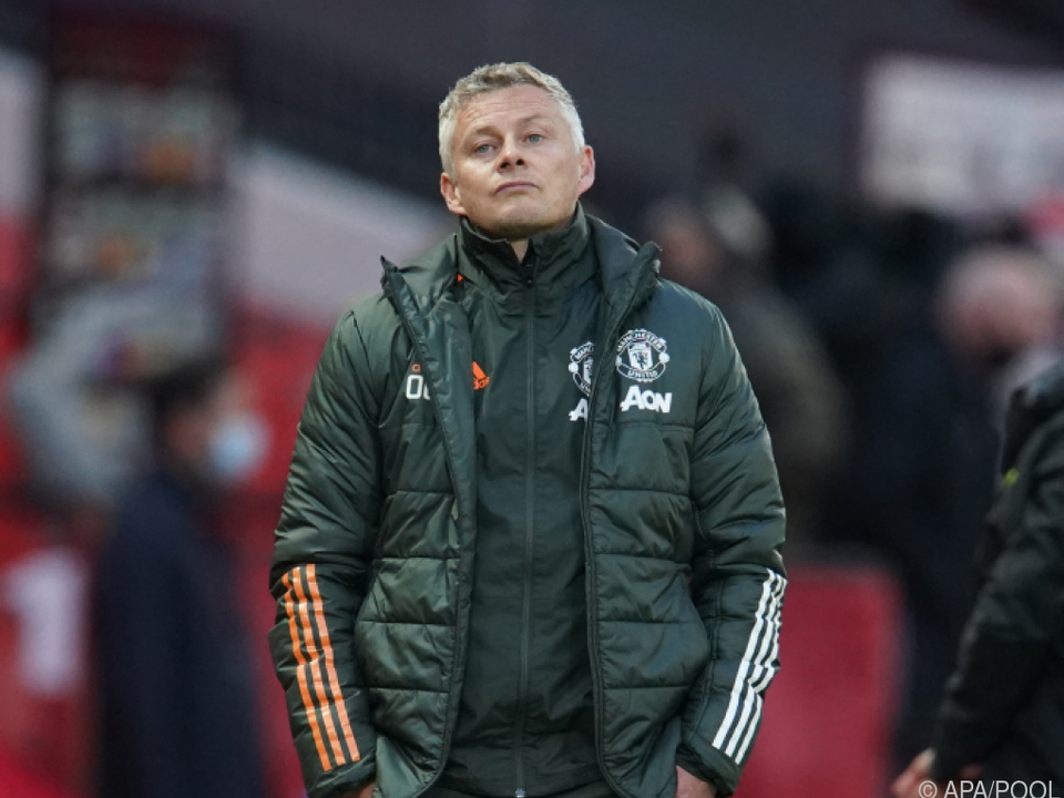 Solskjaer hofft auf ersten Titel als United-Coach