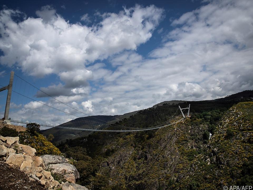Spaziergang in 175 Metern Höhe
