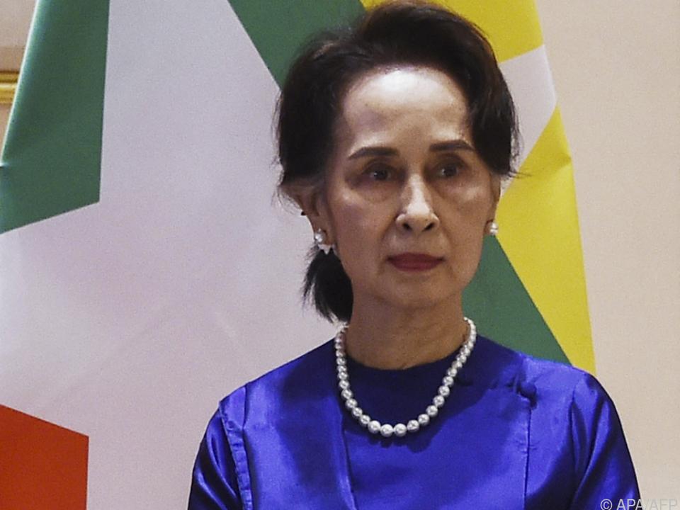 Suu Kyi laut Anwalt bei guter Gesundheit