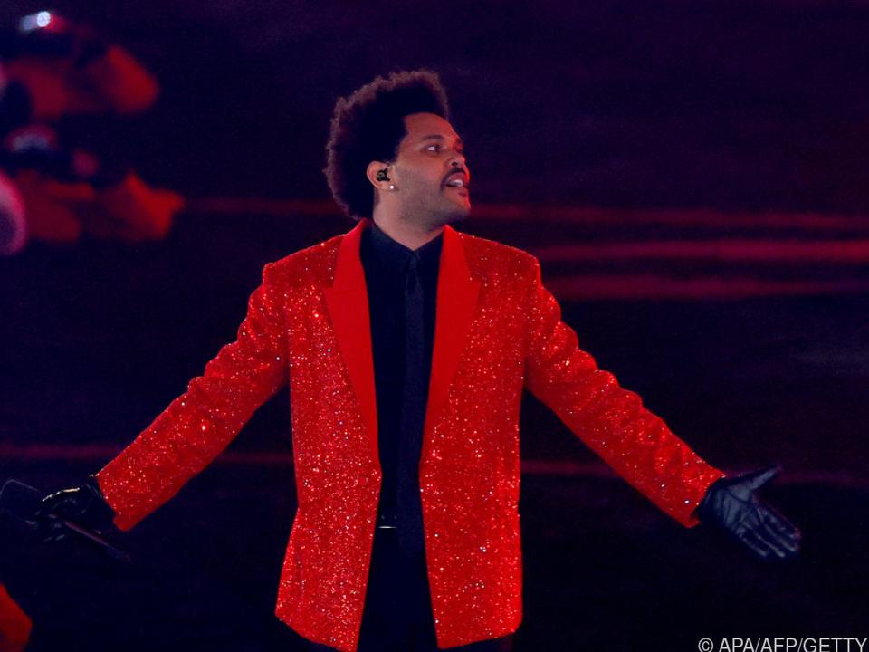 The Weeknd: Auftritt bei Super Bowl, aber keine Grammy-Nominierung
