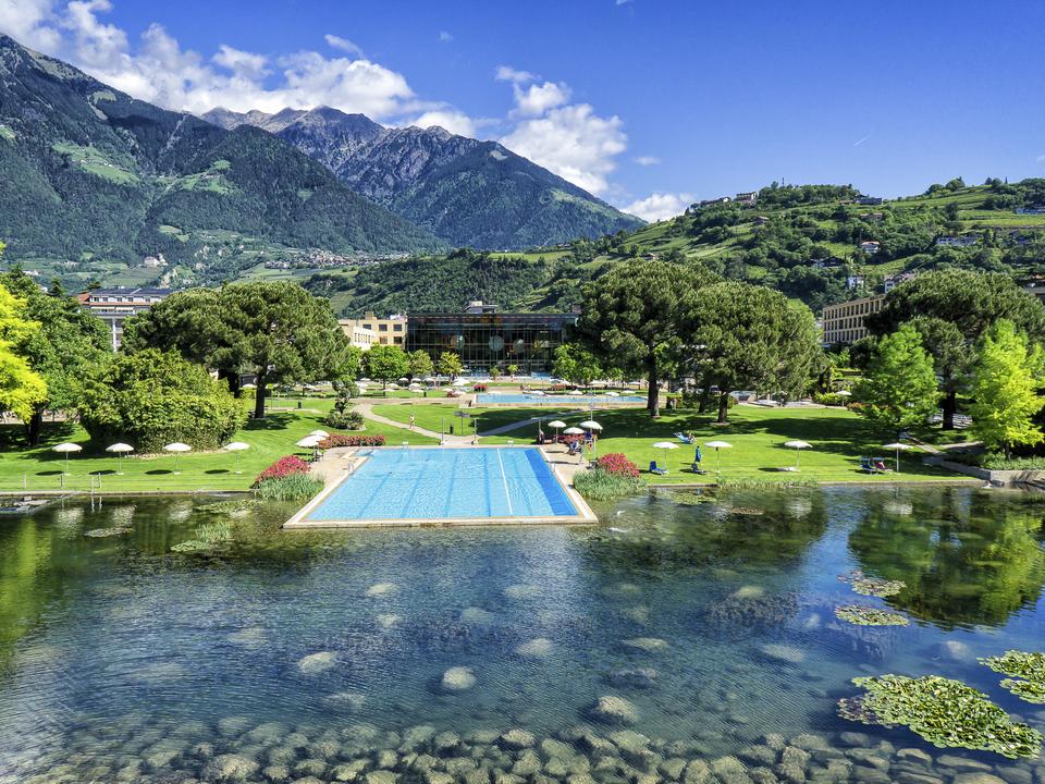 Thermenpark -Parco delle Terme