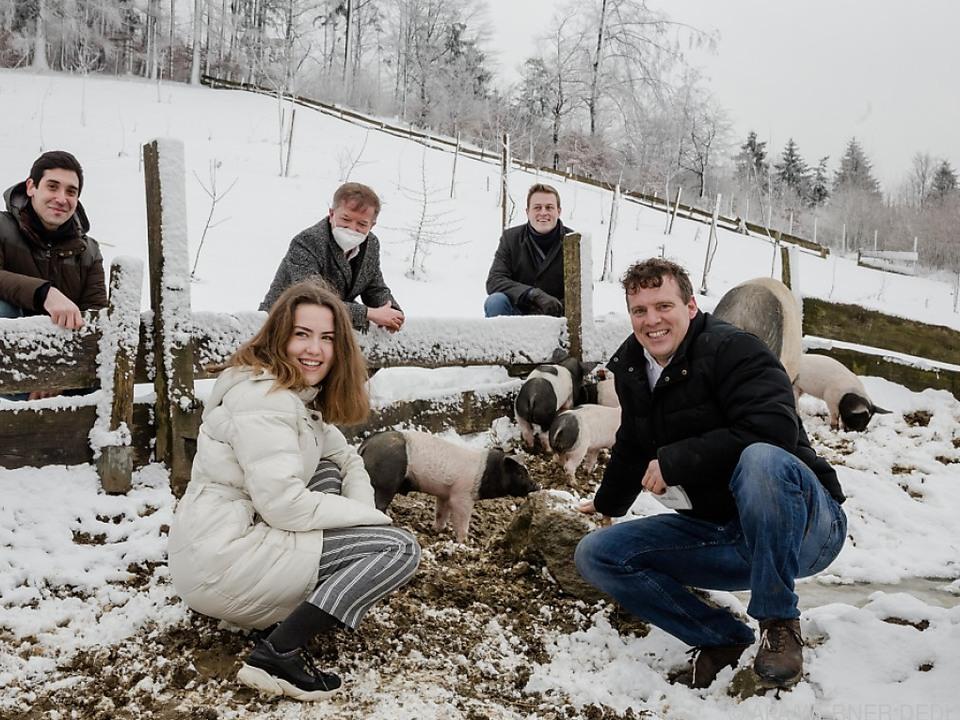 Tierschutz-Volksbegehren hat es ins Parlament geschafft