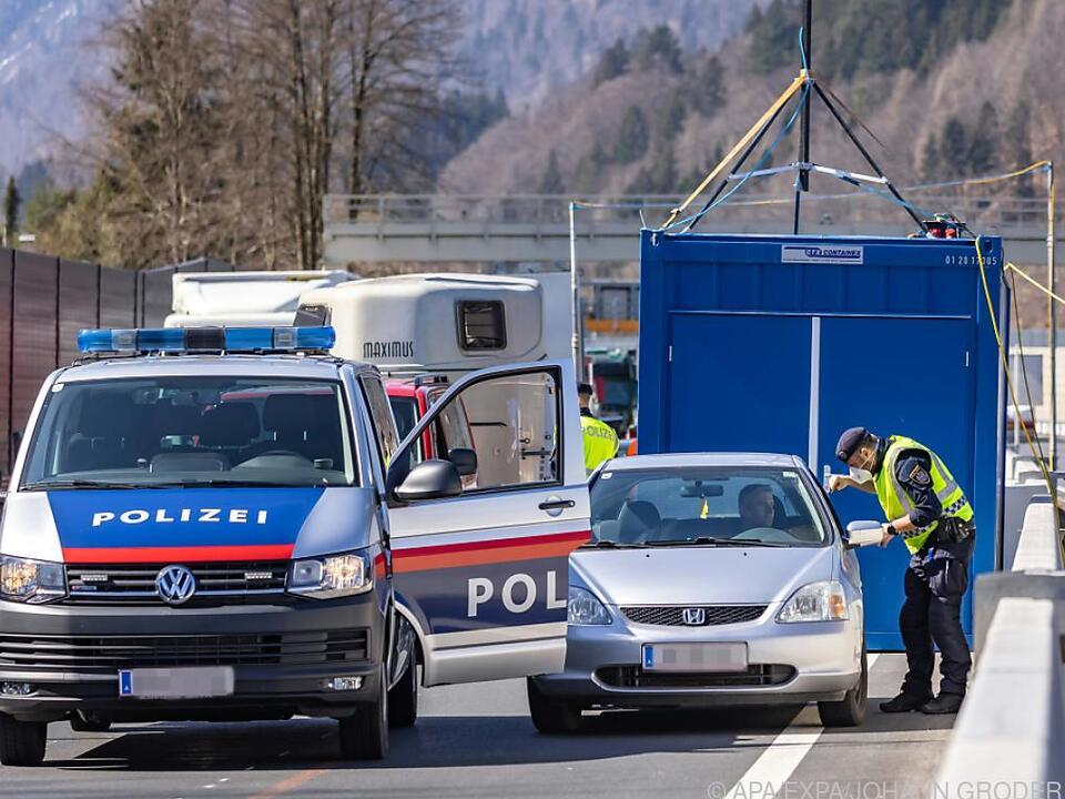 Tiroler Ausreisetestpflicht endet am Mittwoch