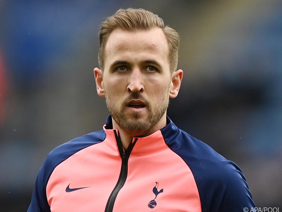Tottenhams Kane führt England als Kapitän zur EM