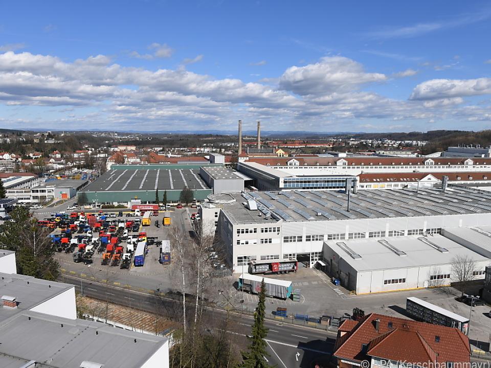 Traton will das MAN-Werk in Steyr schließen