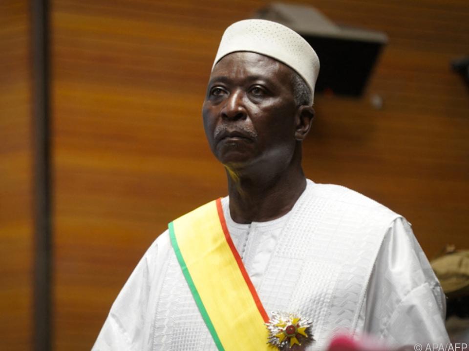 Übergangspräsident Bah Ndaw ist wieder frei (Archivbild)